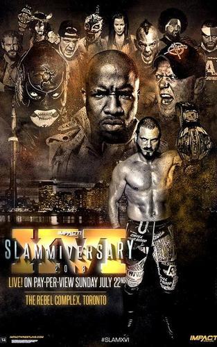 Post image of Impact Slammiversary XVI