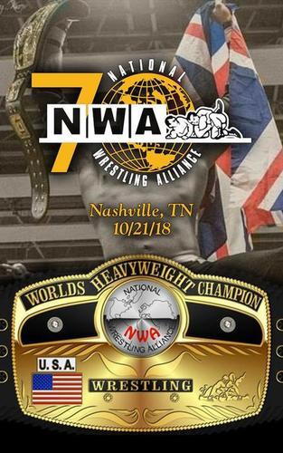 Post image of NWA 70th Anniversary Show— условие матча за Чемпионство Мира